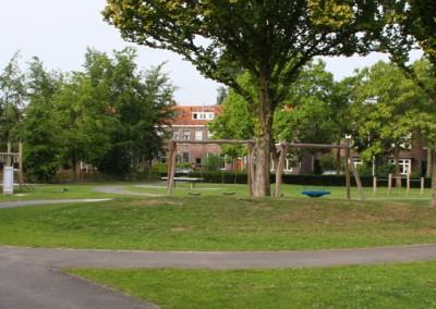 Jan Ingenhouszpark, Tilburg