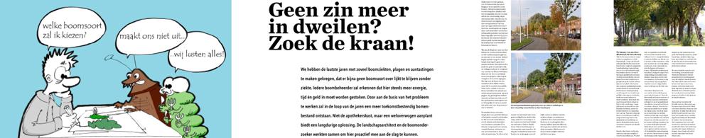 Beterebomen.nl in Vakblad Groen