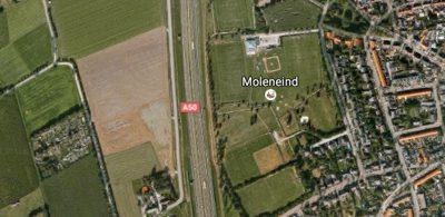 Visualisatie park Moleneind Uden