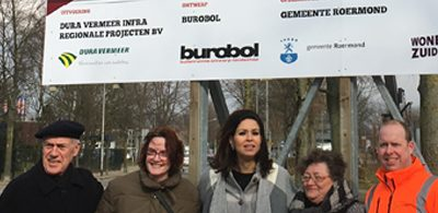 Start Centrumplan Donderberg
