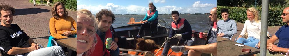 Zeilweekend Friesland